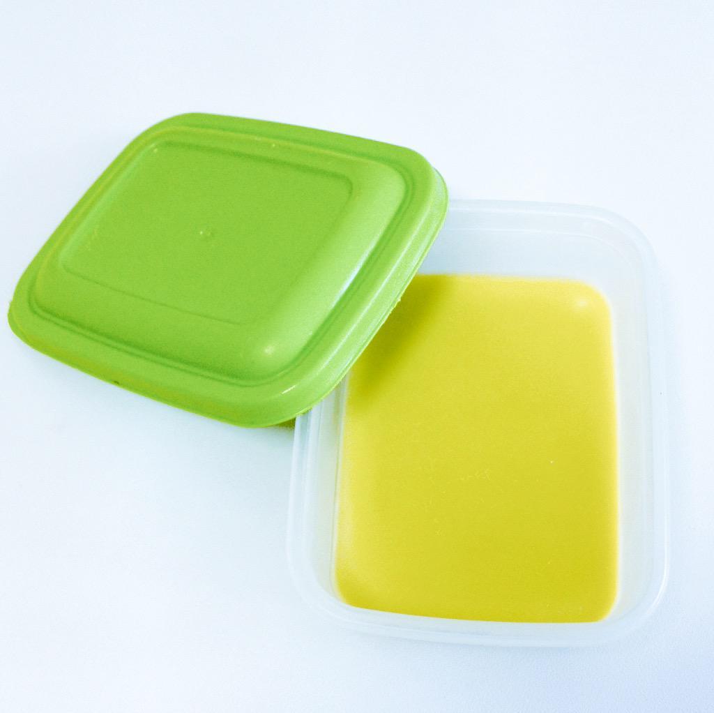 mantequilla de aceite