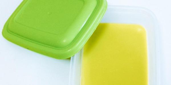 Cómo hacer mantequilla de aceite de oliva